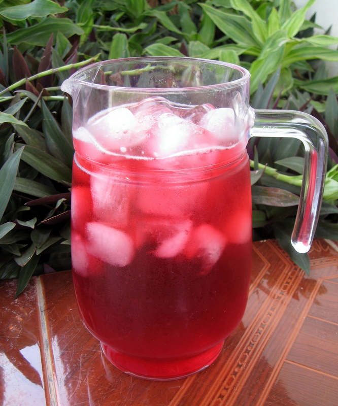 how to make jamaican iced tea